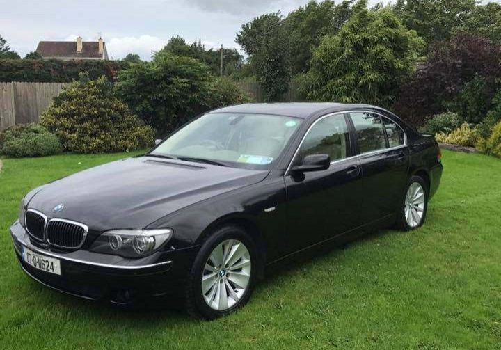 BMW taxi hire